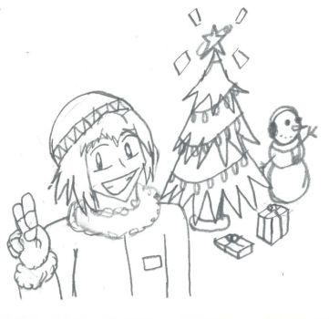 Holiday 2016 Sketch by Superjustinbros
