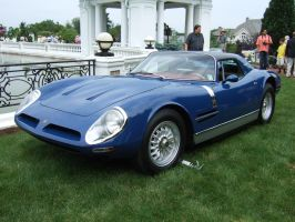 1967 Bizzarini Spyder SI 5300 Targa by Aya-Wavedancer