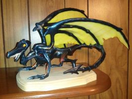 Early Ridley Sculpt by Gneiss-chert