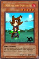 Hannah the Squirrel card by faulty-pitch