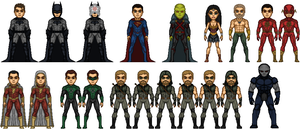 Justice League of America (DCCU Film) by Valeyard-Parallax