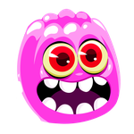 Jelly Face by DeSquishyFish