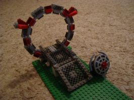 Lego Stargate by Taggerung1