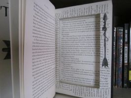Hollowed Book by imanani
