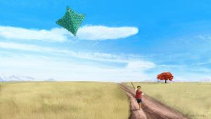 The Kite of Sankranti by techngame