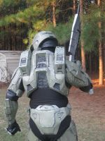 Halo Cosplay 2 - Master Chief by the-pooper