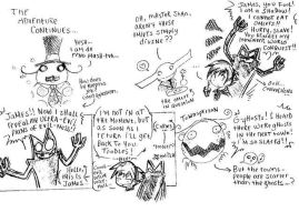 Okage Scribbly by Spambi