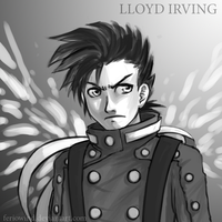 ToS - Lloyd Irving by FerioWind