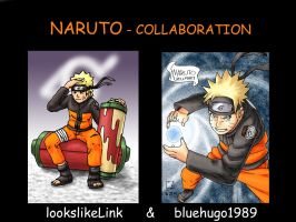Naruto Collaboration by LLL and Me complete by blue-hugo