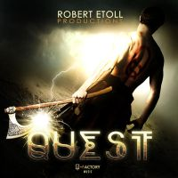 Quest CD COVER by Sidiuss