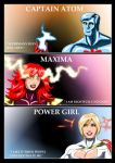 Justice League International - Powerhouses by adamantis