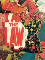 I am The Law by SketchWall