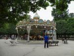 Traditional merry-go-round by EUtouring