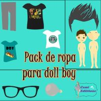 Boy ropa by editionstinista