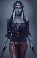 Lune- WIP by cryptfever