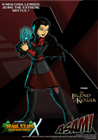 Nicktoons - Asami Sato by NewEraOutlaw