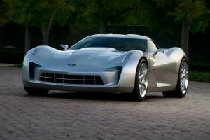 Corvette Stingray Concept by TheCarloos