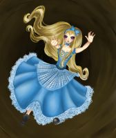alice is falling by keitara