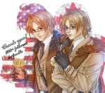 APH: The Hero and his Bro by xiaoyugaara