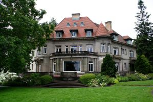 pittock mansion by ringmale