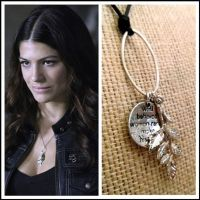 Ruby's Necklace from Supernatural by NasuOni