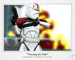 Captain Fordo - 'Turning the Tide' by Artifician