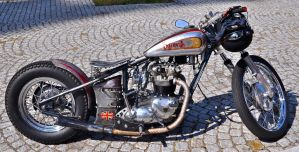 Triumph Custom 1 by cmdpirxII