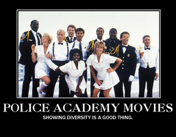 Police academy motivation by chili19