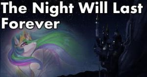 The Night Will Last Forever eReader by jlryan