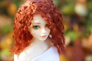 My Fall Princess 2 by nathalye