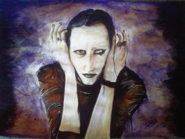 Marilyn Manson (finished) by 94Namco