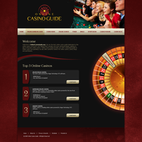 Online Casino Guide by LemuriaDesign