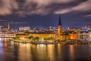 Stockholm by rileyzimpact