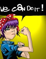 We Can Do It by mikedeviantart19