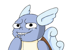 # 008 Wartortle by Weaponized-Wafflez