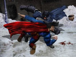 Batman vs Superman 2 by tlmolly86