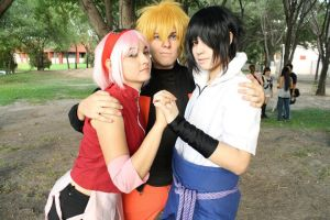 Team 7 by PrisCosplay