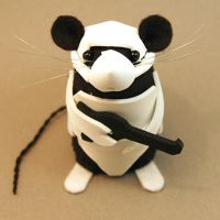 Stormtrooper Mouse by The-House-of-Mouse