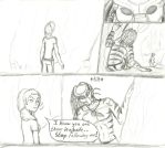 The Candybar: First panel by ArtemisDragonheart