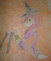 Melody the Fox :Contest: by Shadow124576