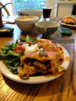 Quick-n-Dirty Enchiladas by pixipatrin