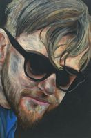 Danny Oil Pastel by bloatedwhalecorpse