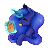 Luna the cookie princess! by MaggyMss