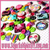 Sugar and Spice DIY Jewelry by SugarAndSpiceDIY