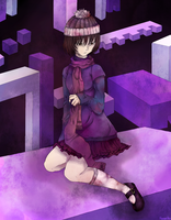 The Hat and the Scarf -ver.2- by Hanariku-chan