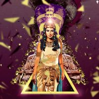 Egyptian Goddess Of War by tdesigns-tdd
