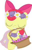 Applebloom by Izeer