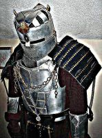 Medieval Armor by BadLukArt