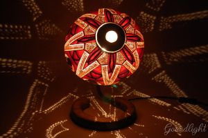 Table lamp VIII by gourdlight