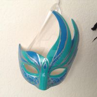 Masquerade Mask by RazzEmber